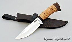 Нож из стали х12МФ плюсы и минусы