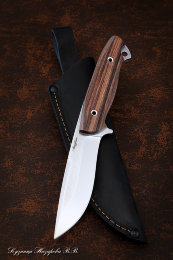 Knife No. 1 KH12MF TSM rosewood