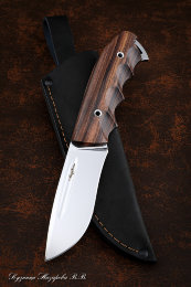 Knife No. 5 KH12MF TSM (full downhill) rosewood